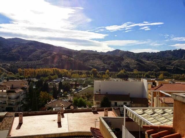 Vive en naturaleza en Granada - Cenes de la Vega - Appartement