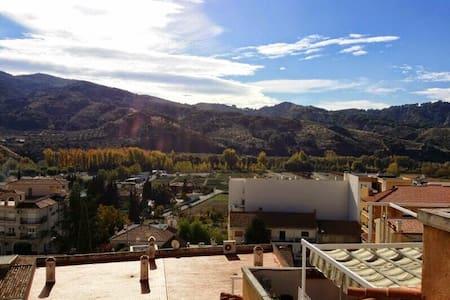 Vive en naturaleza en Granada - Cenes de la Vega - Huoneisto