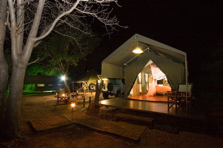 Bongwe Self-Catering Camp Tent 4