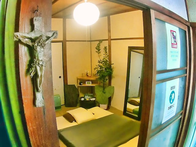 Town house for short stay Kansai Airport area. - Izumisano-shi - Maison