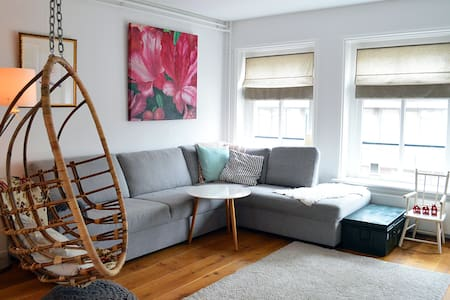 Lovely apartment at Rembrandtsquare - Amsterdam