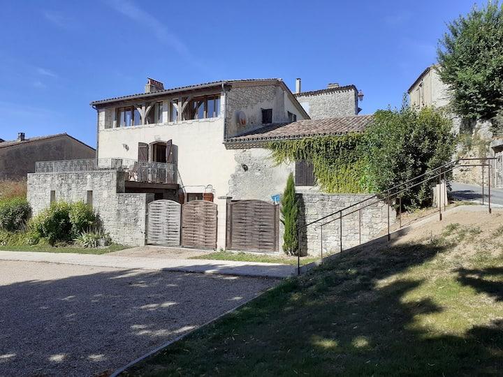 Maison du Coin - Puyguilhem - Stunning Views