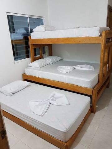 Apartamento bonito y comodo en Capurgana