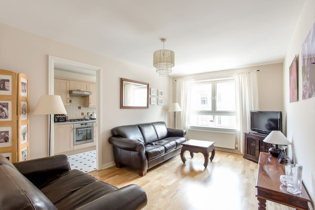 Elegant Flat Close To All Amenities Apartments For Rent In Edinburgh City Of Edinburgh