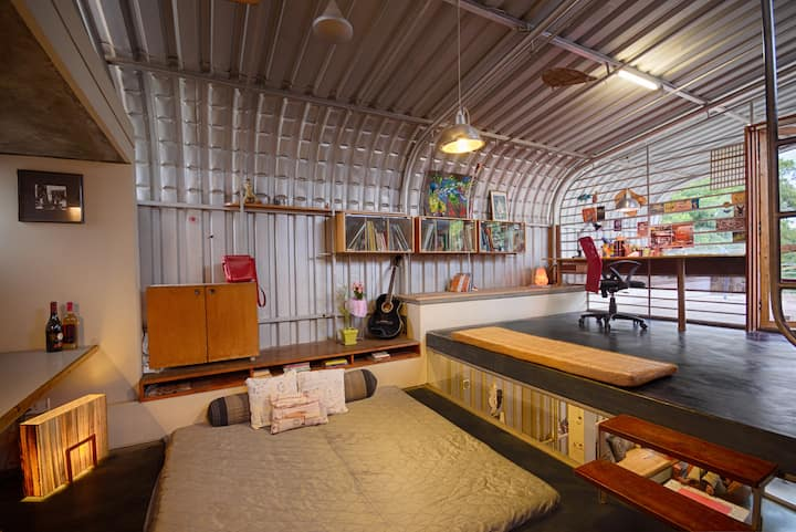 WORKSHOP space/  LEISURE PAD WITH TERRACE NorthBlr