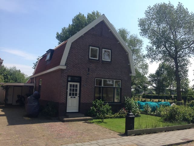 A lovely house close to the beach! - Castricum - Hus