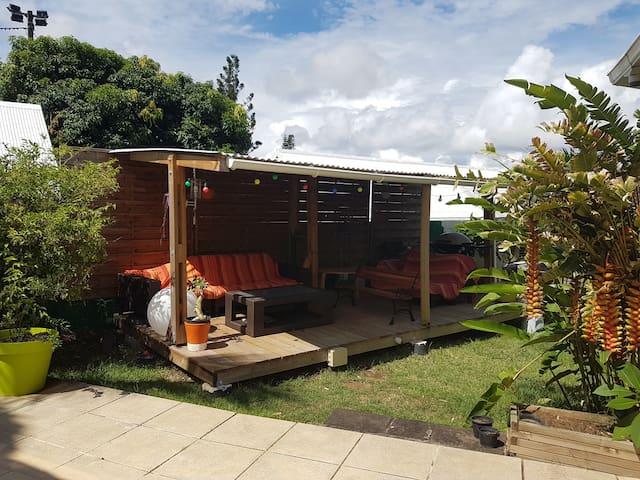 Villa avec piscine à St Denis de la Réunion - Sainte-Clotilde - Villa