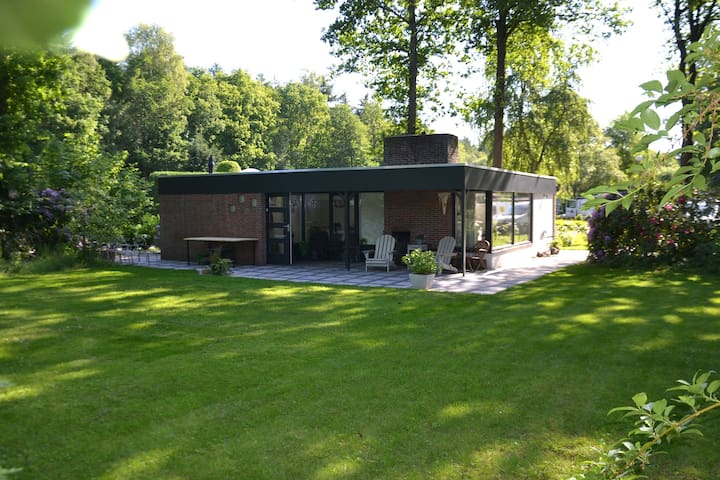 Bungalow in sereen Sellingen - Sellingen - บังกะโล