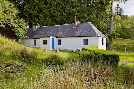 White Cottage, Eilean Shona Island - Acharacle - Rumah