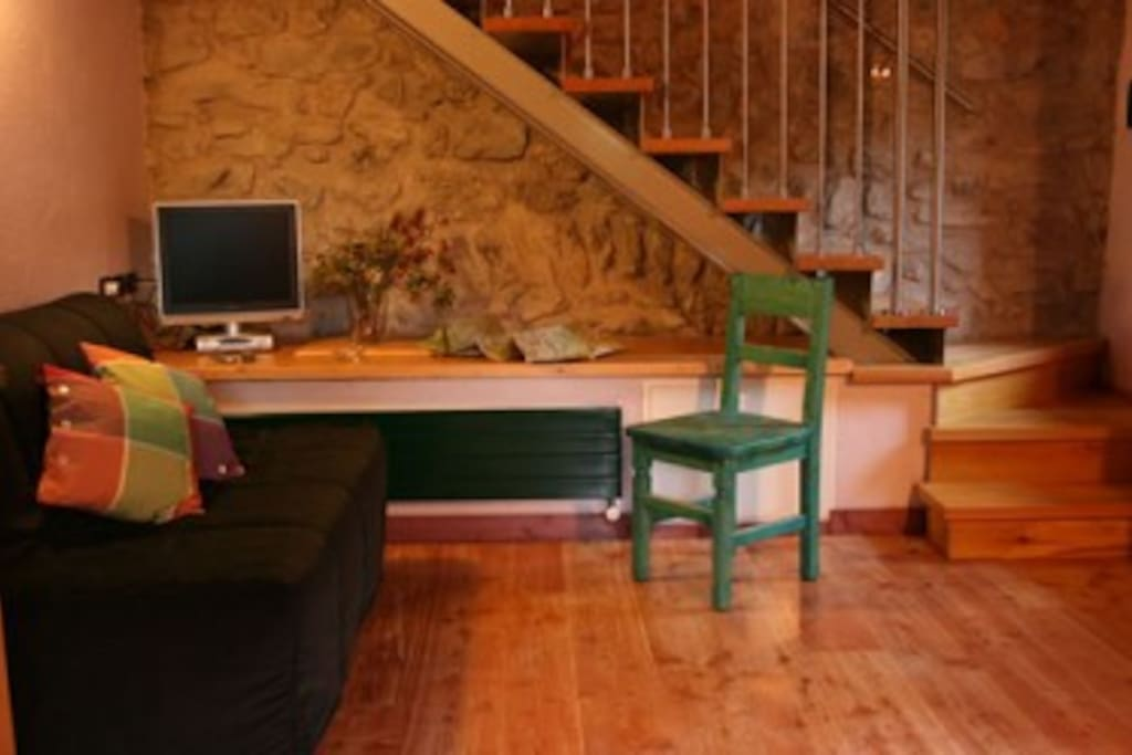 Lou serpoul casa arpaouza apartments for rent in fraz for Piani casa carina