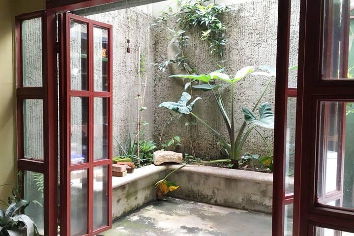 Cómoda habitación en Santo Domingo de Heredia