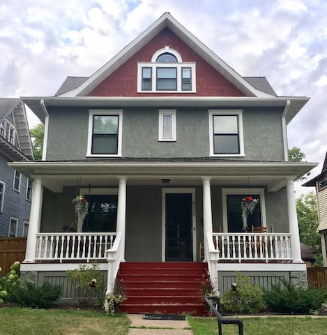 Lovely Victorian Home In St Paul