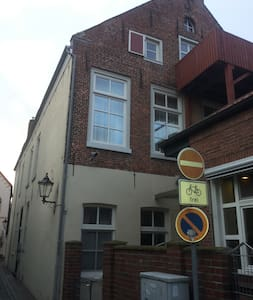 Domizil in der Altstadt - Apartment