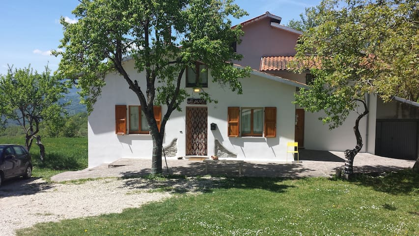 B&B A CASA DI URBI - Pennabilli - Bed & Breakfast