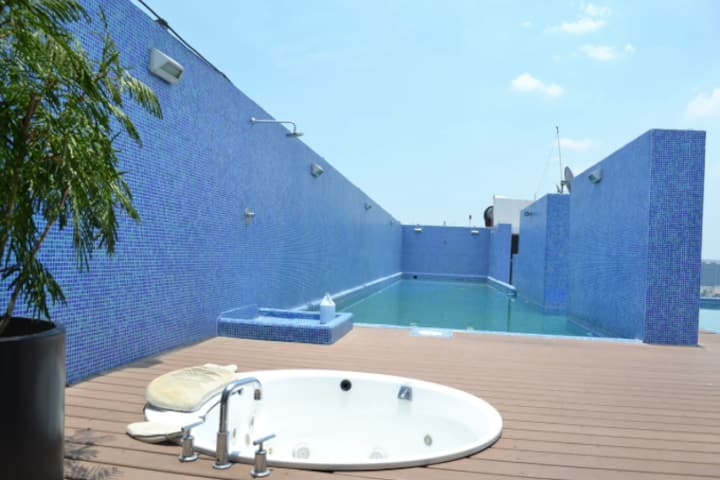 POLANCO AREA - LOVELY APARTMENT WITH AMENITIES