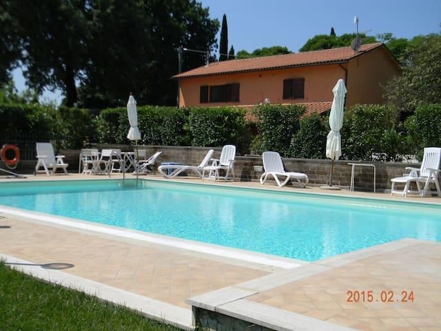 casamalescale app.castellunchio - Orvieto - Apartamento