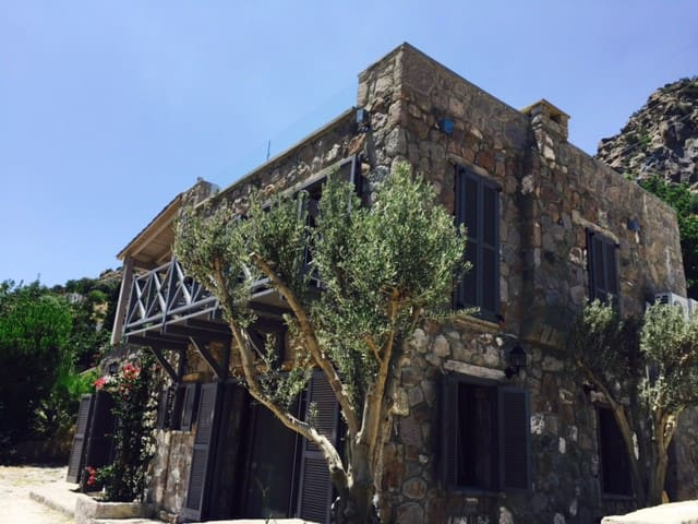150Years Old Renovated Stone House - Bodrum - Villa