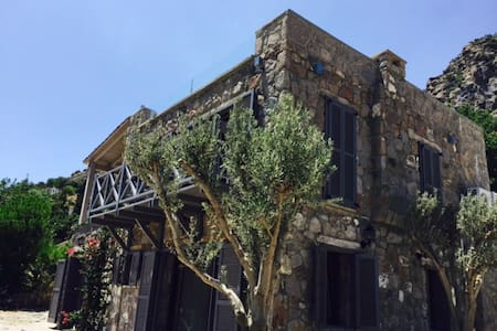 150Years Old Renovated Stone House - Bodrum