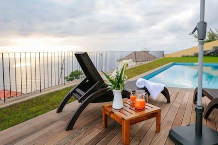 New - Villa Pargo - Calheta - วิลล่า