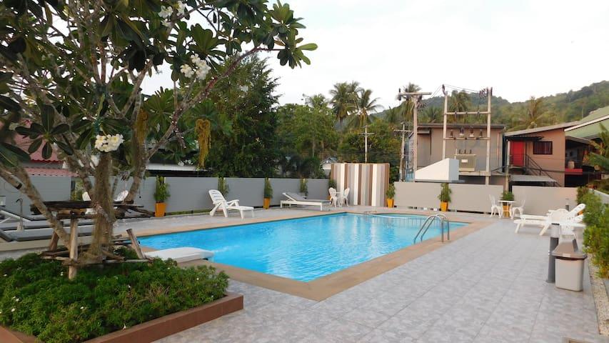 Aonang Apartment at The Sea Condo