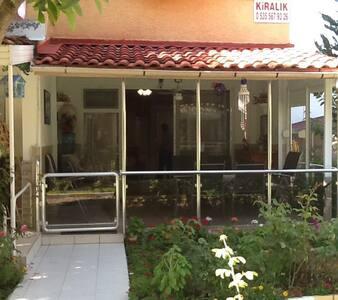 Beautiful dublex apartment for rent - Colaklı-Manavgat
