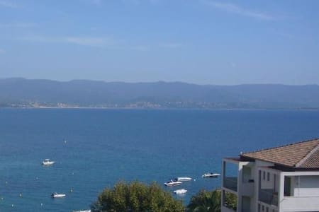 100m de la plage, 15mn du centre - Ajaccio
