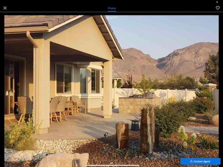 Cozy Family Home 15 minutes from Reno Airport