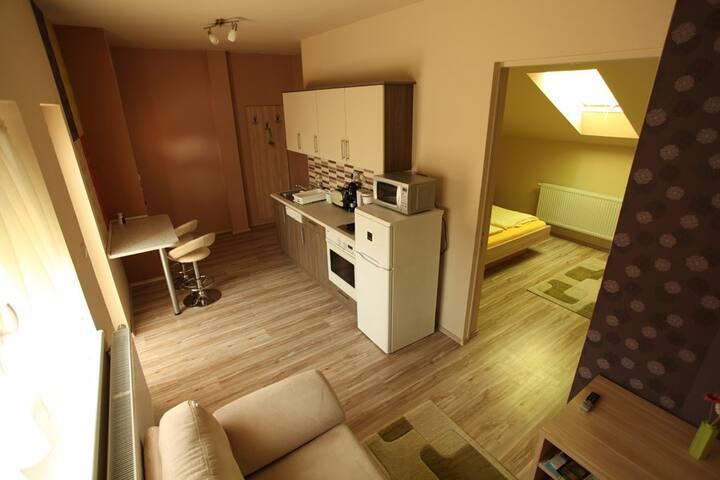 Balatonföldvár Igényes Apartman (2fő)