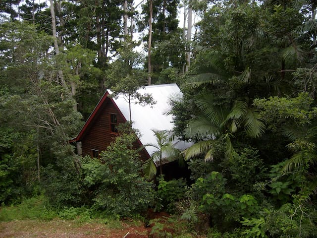 Romantic Cottage close to Brisbane - Mt Glorious - กระท่อม