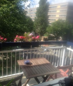 SpecialRoom for 2 person in Amsterdam near airport - Amsterdã - Apartamento