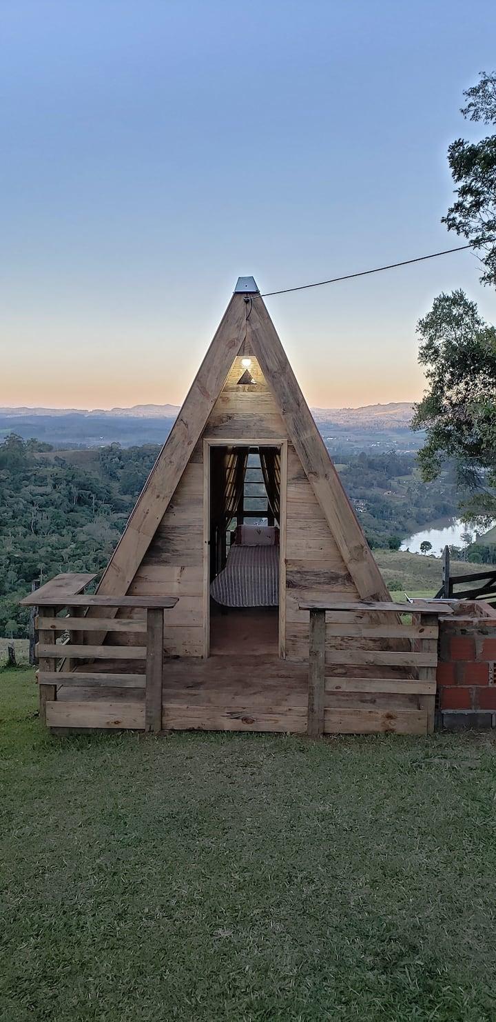 Chalé 2 - Camping Selim de Prata