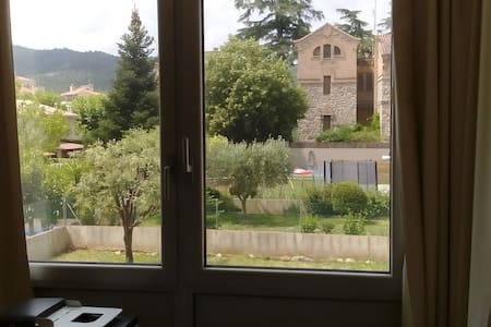 Cozy apartment in sunny La Garriga - La Garriga