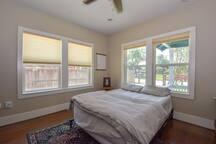View of bedroom 1.