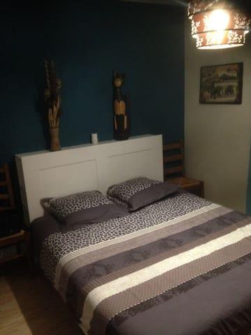 Chambre calme à saint jean de braye - Saint-Jean-de-Braye - Dom