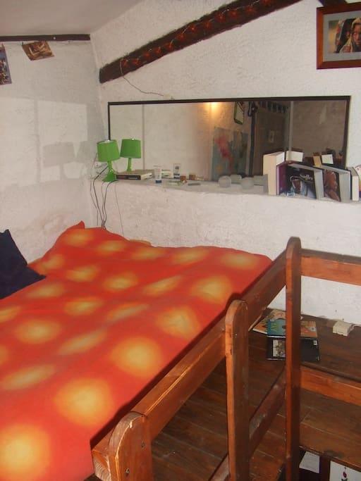 mezzanine cosy
