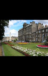 Fab Flat. Quiet, Leafy Rd & Parking - Harrogate - Appartement