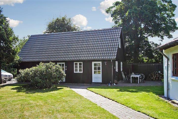 Bo naturskønt i Ribe 82 m2 seperat bolig