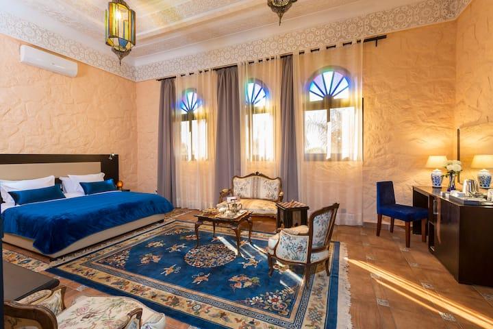 la citadelle Marrakech Suite   Turquoise