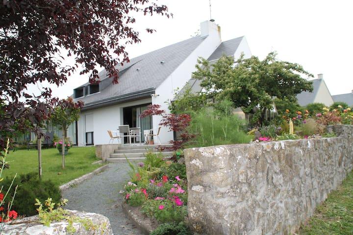 Le refuge de la Corderie - Regnéville-sur-Mer - Appartement