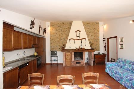 "Gaia  ""Relax in Country"" - Castagno - Apartment"