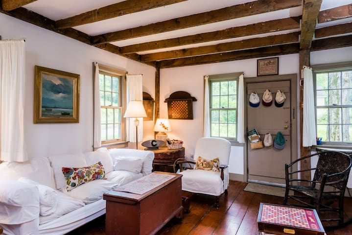Historic 3BR cottage for perfect family weekends