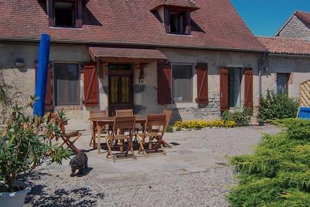 La petite maison - Effiat - Talo