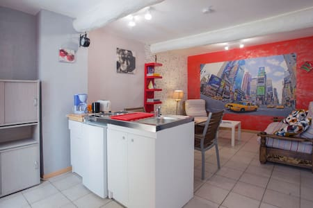 35m² F2 apartment with patio - Elne - Byt