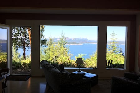 Awesome Oceanview Suite on Beddis - Salt Spring Island - Bed & Breakfast