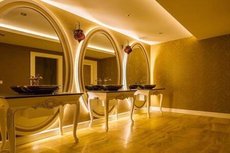 Роскошные апартаменты 2+1 в 400 м от моря - Alanya - 公寓
