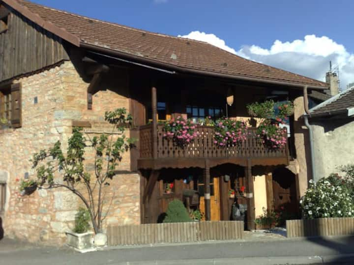Charming 16th century house for rent