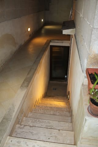 Comodo appartamento in seminterrato - Carovigno - Apartment
