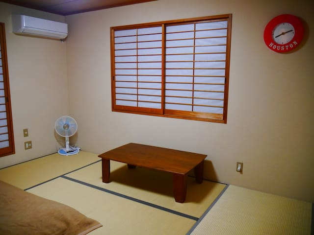 Cozy and friendly house in Fujisawa(room 2)