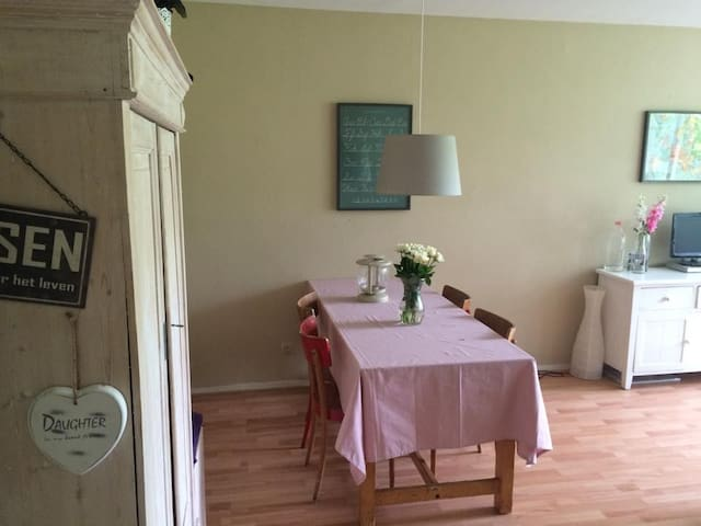 Nice flat, close to the Tour-route! - Utrecht - Apartemen