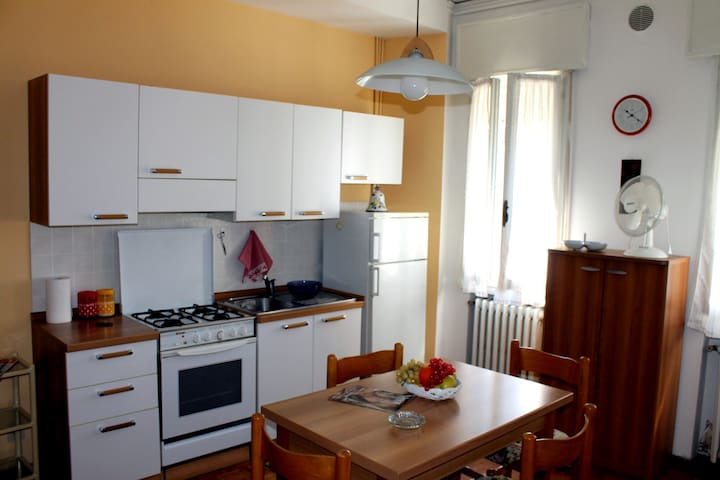 Sunny WiFi Apartment City Centre - Rovigo - Leilighet
